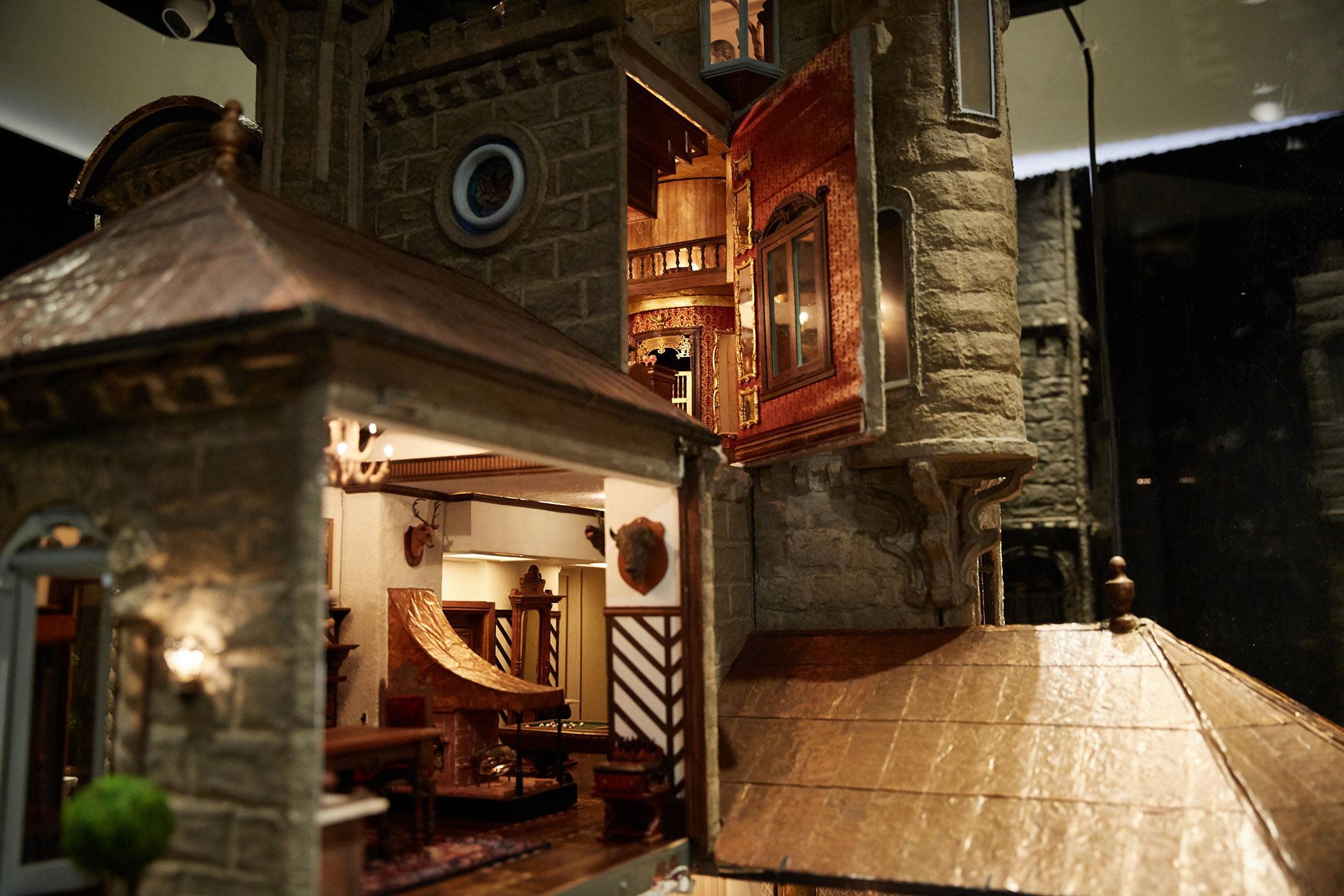 Astolat Dollhouse Castle 163 6 8m One Million Pound Blog