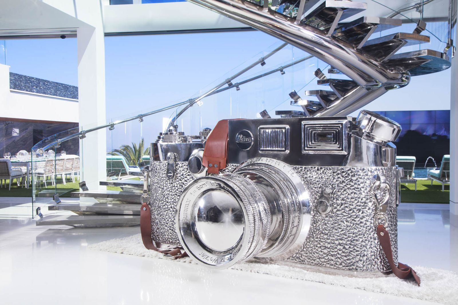 Bruce Makowsky Leica Camera