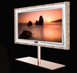 Stuart Hughes TV is the most expensive at £2 million