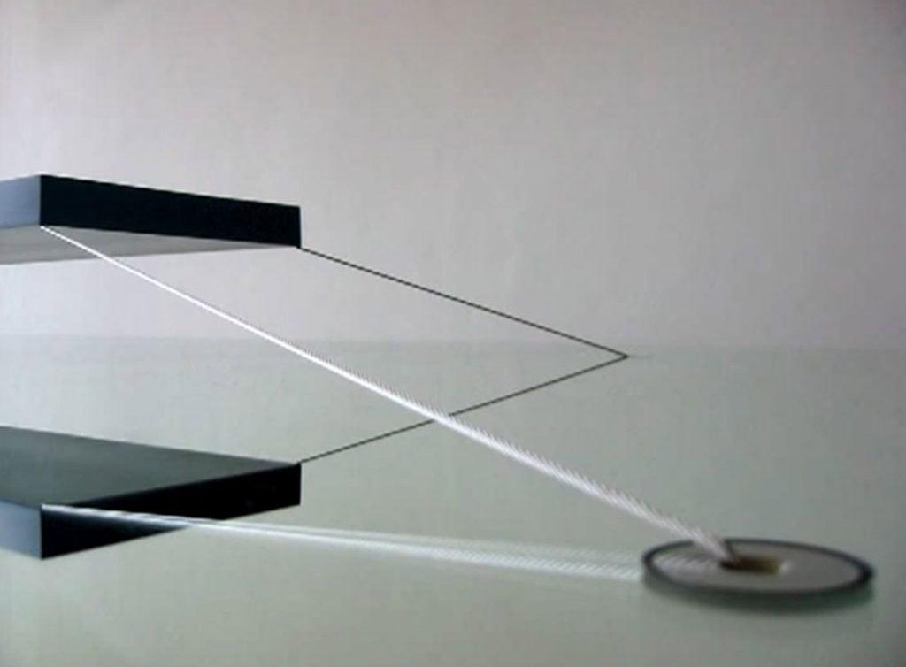 Picture of: Magnetic Floating Bed By Janjaap Ruijssenaars 1 2m