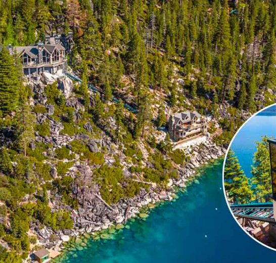 Crystal Pointe Lake Tahoe Dream with Funicular